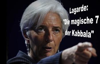 Merkel geht mit der Kabbale unter